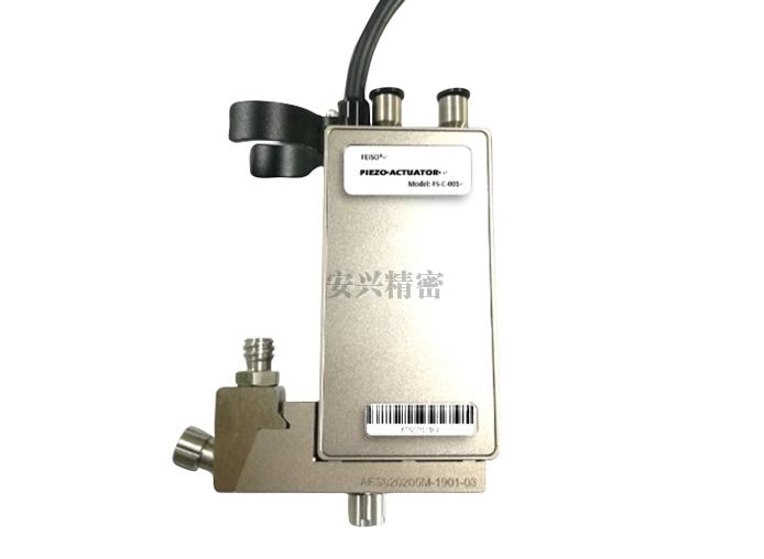 压电喷射阀系统