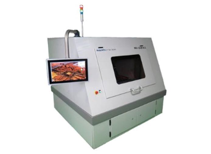 紫外纳秒激光切割机