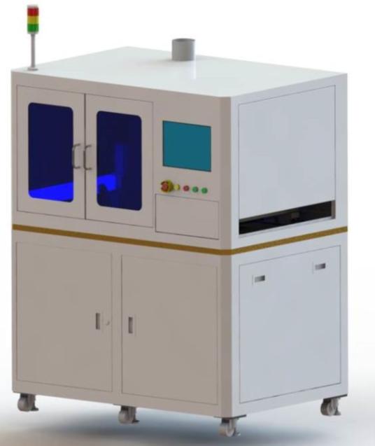 红外脉冲激光焊接机